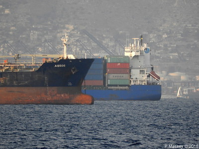 ASSOS Unknown Conatiner Ship Piraeus Roads PDM 14-09-2018 18-52-34