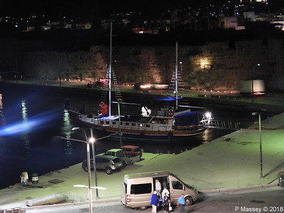 Kos Harbour Night PDM 12-09-2018 22-15-53