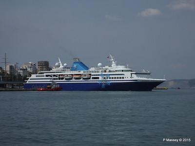 CELESTYAL ODYSSEY Departing Piraeus PDM 01-06-2015 08-27-43