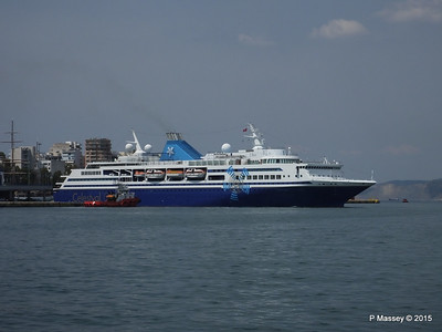 CELESTYAL ODYSSEY Departing Piraeus PDM 01-06-2015 08-27-43