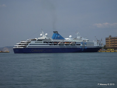 CELESTYAL ODYSSEY Departing Piraeus PDM 01-06-2015 08-31-42