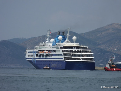 CELESTYAL ODYSSEY Departing Piraeus PDM 01-06-2015 08-37-52