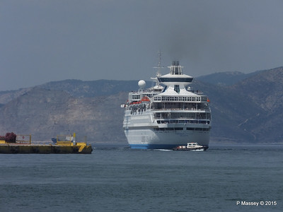 CELESTYAL OLYMPIA Departing Piraeus PDM 01-06-2015 08-25-49