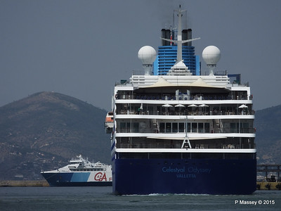 CELESTYAL ODYSSEY Departing Piraeus PDM 01-06-2015 08-34-17