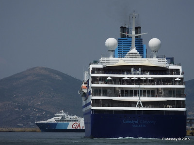CELESTYAL ODYSSEY Departing Piraeus PDM 01-06-2015 08-34-022