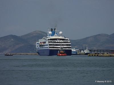 CELESTYAL ODYSSEY Departing Piraeus PDM 01-06-2015 08-36-08