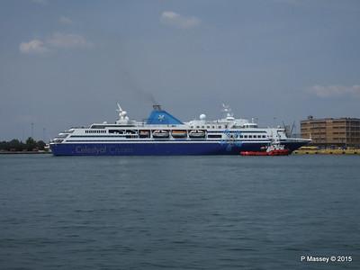 CELESTYAL ODYSSEY Departing Piraeus PDM 01-06-2015 08-30-33