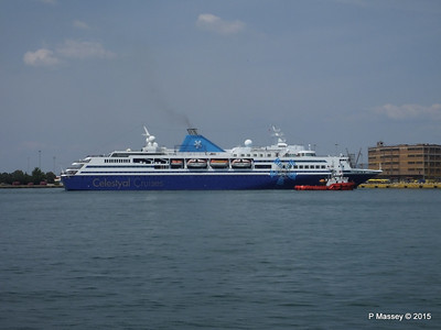 CELESTYAL ODYSSEY Departing Piraeus PDM 01-06-2015 08-30-33