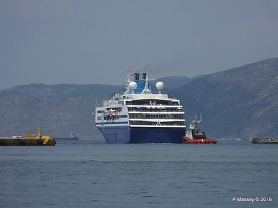 CELESTYAL ODYSSEY Departing Piraeus PDM 01-06-2015 08-39-02