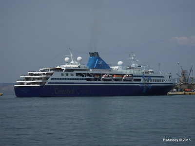CELESTYAL ODYSSEY Departing Piraeus PDM 01-06-2015 08-32-03