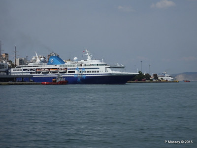 CELESTYAL ODYSSEY Departing Piraeus PDM 01-06-2015 08-27-20