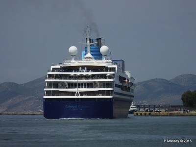 CELESTYAL ODYSSEY Departing Piraeus PDM 01-06-2015 08-33-35