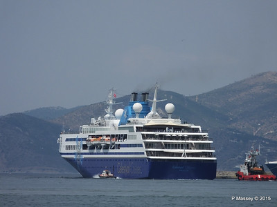 CELESTYAL ODYSSEY Departing Piraeus PDM 01-06-2015 08-37-55