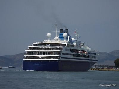 CELESTYAL ODYSSEY Departing Piraeus PDM 01-06-2015 08-33-11