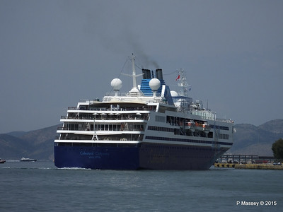 CELESTYAL ODYSSEY Departing Piraeus PDM 01-06-2015 08-33-11