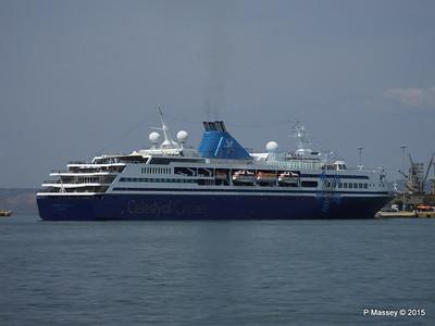 CELESTYAL ODYSSEY Departing Piraeus PDM 01-06-2015 08-32-05