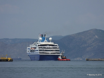 CELESTYAL ODYSSEY Departing Piraeus PDM 01-06-2015 08-39-05