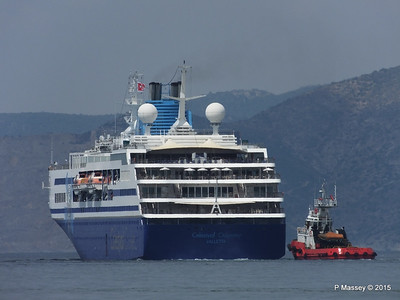 CELESTYAL ODYSSEY Departing Piraeus PDM 01-06-2015 08-38-58