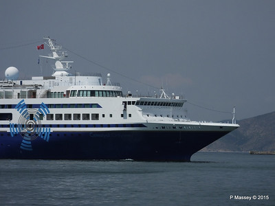 CELESTYAL ODYSSEY Departing Piraeus PDM 01-06-2015 08-28-05