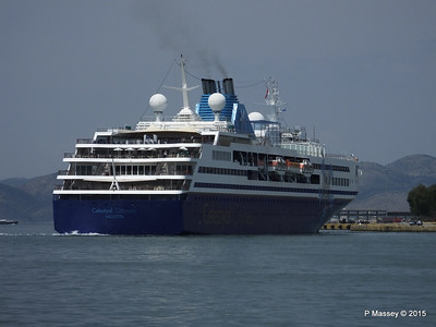 CELESTYAL ODYSSEY Departing Piraeus PDM 01-06-2015 08-33-06