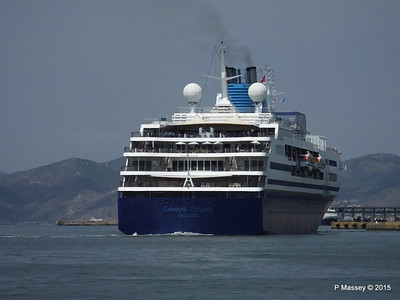 CELESTYAL ODYSSEY Departing Piraeus PDM 01-06-2015 08-33-25