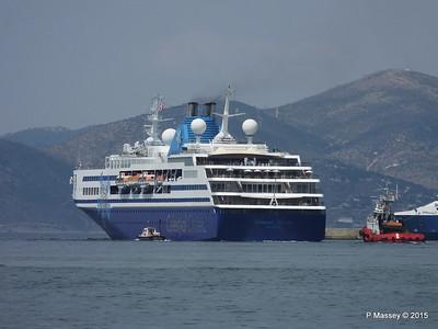 CELESTYAL ODYSSEY Departing Piraeus PDM 01-06-2015 08-37-51
