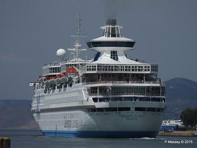 CELESTYAL OLYMPIA Departing Piraeus PDM 01-06-2015 08-20-10