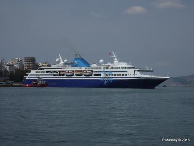 CELESTYAL ODYSSEY Departing Piraeus PDM 01-06-2015 08-27-55