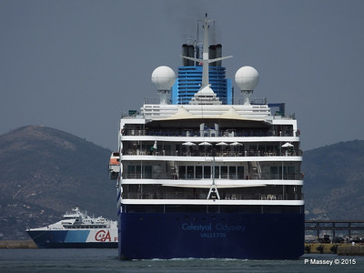 CELESTYAL ODYSSEY Departing Piraeus PDM 01-06-2015 08-34-16