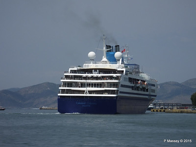 CELESTYAL ODYSSEY Departing Piraeus PDM 01-06-2015 08-33-21