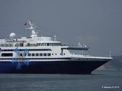 CELESTYAL ODYSSEY Departing Piraeus PDM 01-06-2015 08-28-02