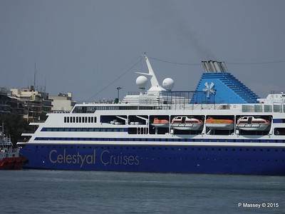 CELESTYAL ODYSSEY Departing Piraeus PDM 01-06-2015 08-28-014