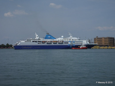 CELESTYAL ODYSSEY Departing Piraeus PDM 01-06-2015 08-30-31