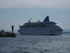 THOMSON MAJESTY Departing Piraeus PDM 02-06-2015 14-43-09
