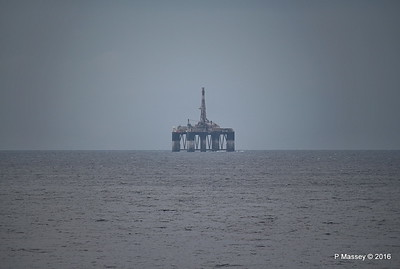 SEDCO 702 under Tow to Aliaga Off Cape Pappas SW Ikaria Island PDM 27-10-2016 16-38-55
