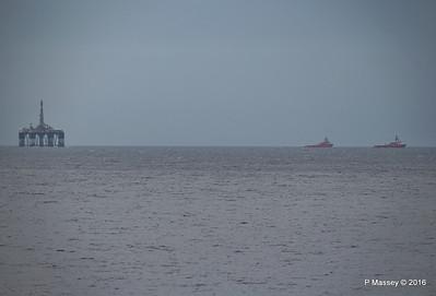 SEDCO 702 Under Tow AH VALLETTA AH VARAZZE to Aliaga Off Cape Pappas SW Ikaria Island PDM 27-10-2016 16-38-45