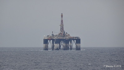 SEDCO 702 under Tow to Aliaga Off Cape Pappas SW Ikaria Island PDM 27-10-2016 16-46-12