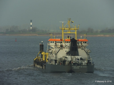 BARENT ZANEN on the Elbe PDM 16-12-2014 10-34-14