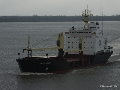 KAPITAN YAKOVLEV on the Elbe PDM 16-12-2014 11-22-50