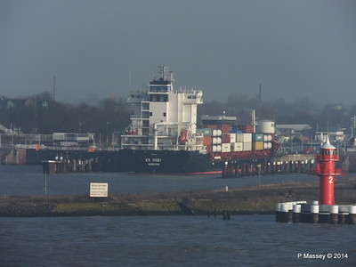 ER VISBY Entering Kiel Canal PDM 16-12-2014 09-44-046