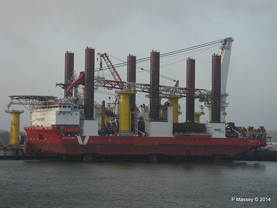 MPI DISCOVERY Offshore Construction Jack-up Cuxhaven PDM 16-12-2014 08-41-51