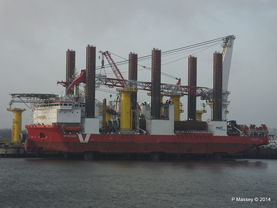 MPI DISCOVERY Offshore Construction Jack-up Cuxhaven PDM 16-12-2014 08-41-50