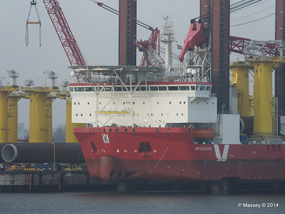 MPI DISCOVERY Offshore Construction Jack-up Cuxhaven PDM 16-12-2014 08-42-49