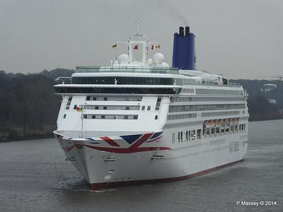 13 & 16 Dec 2014 Hamburg, Cuxhaven, Brunsbuttel & the Elbe