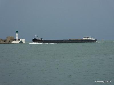 OURAL Inbound Le Havre 6 Oct 22014