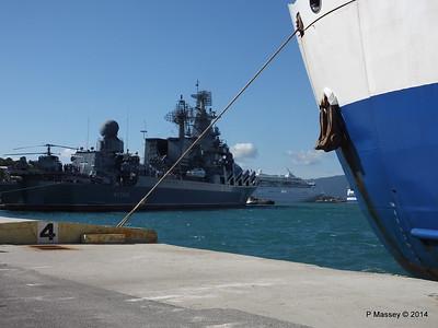 RFS MOSKVA 121 THOMSON MAJESTY NIKOLAOS Corfu PDM 26-09-2014 16-08-57
