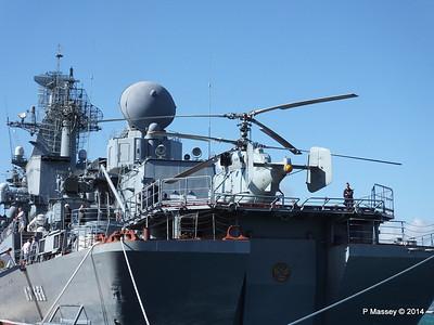 Kamov KA-27PL Helicopter RFS MOSKVA Corfu PDM 26-09-2014 16-13-16