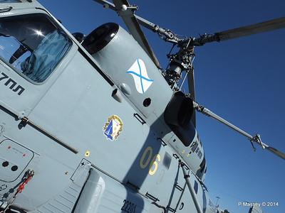 Kamov KA-27PL Helicopter RFS MOSKVA Corfu PDM 26-09-2014 16-28-056