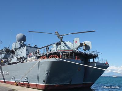 Kamov KA-27PL Helicopter RFS MOSKVA Corfu PDM 26-09-2014 16-13-58