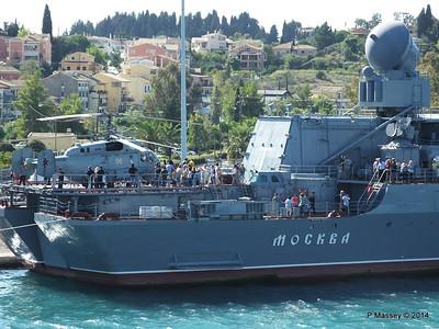 Kamov KA-27PL Helicopter RFS MOSKVA Corfu PDM 26-09-2014 15-57-15